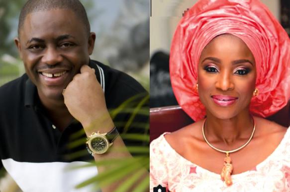 Fani Kayode And Ex-wife